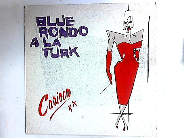 Carioca 12in By Blue Rondo À La Turk