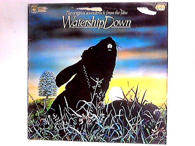 Original Soundtrack Watership Down LP by Angela Morley