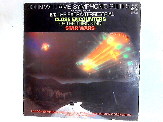 John Williams' Symphonic Suites LP by John Williams