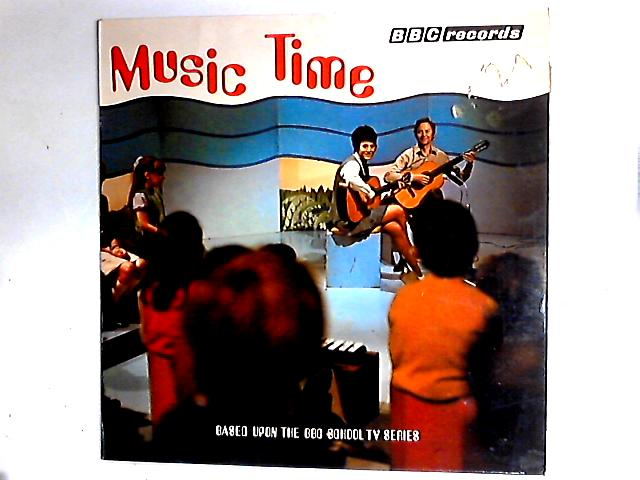 Music Time LP By Mari Griffith