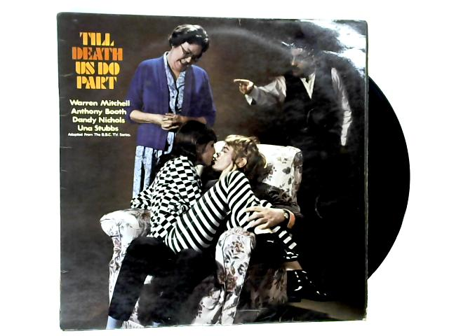 Till Death Us Do Part LP by Mitchell / Booth / Nichols / Stubbs