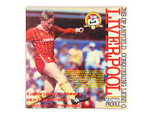 Triple Trophy Triumph LP bklt by Liverpool F.C.