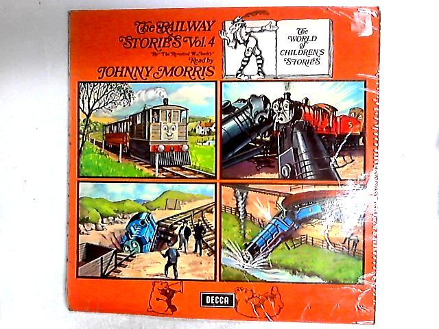 The Railway Stories Vol. 4 LP by Johnny Morris
