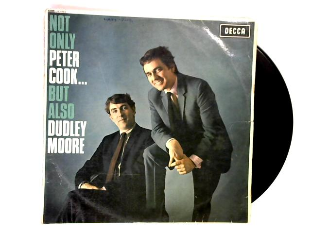 Not Only... But Also LP 1st by Peter Cook & Dudley Moore