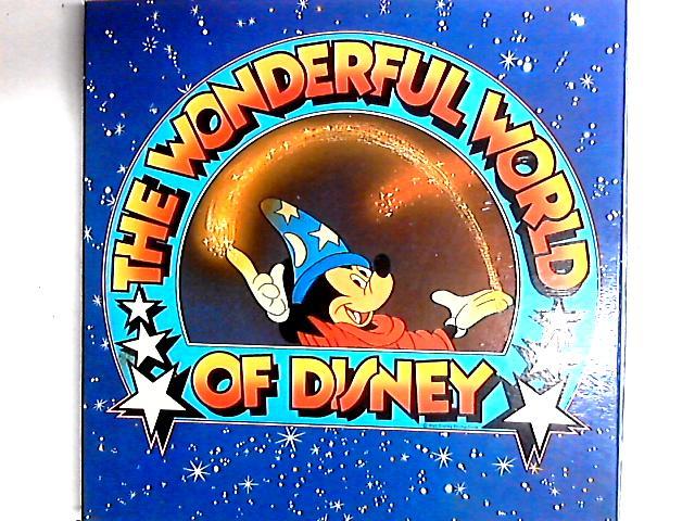 The Wonderful World Of Disney 6LP Box Set by Various