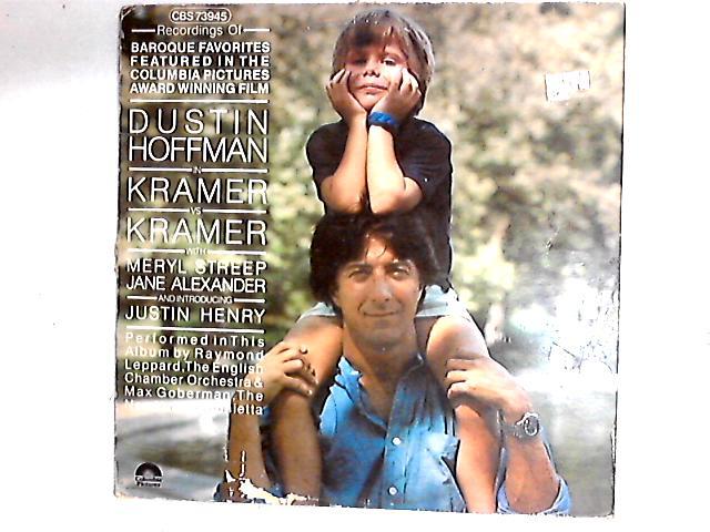 Kramer Vs. Kramer (Soundtrack) LP by Various