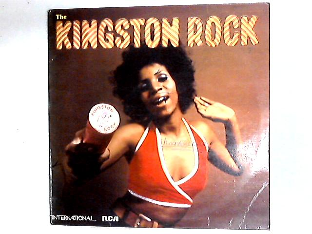 The Kingston Rock LP by Horace Andy