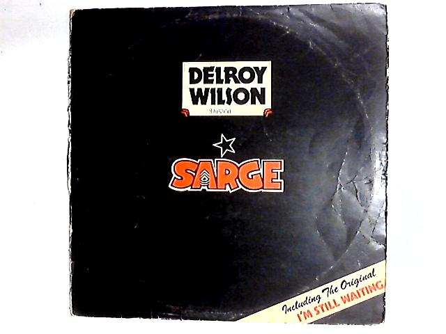 Sarge LP by Delroy Wilson