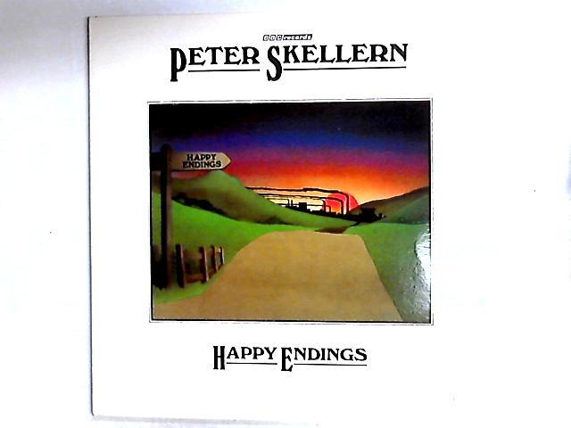 Happy Endings LP Gat by Peter Skellern