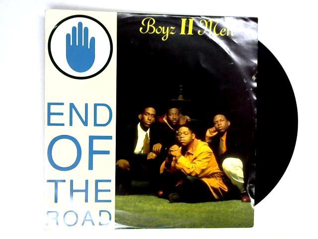 End Of The Road 12in 1st by Boyz II Men