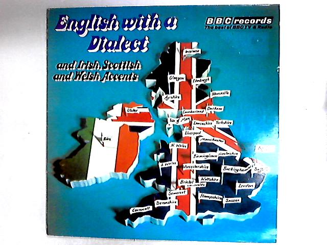 English With A Dialect And Irish, Scottish And Welsh Accents LP by Various