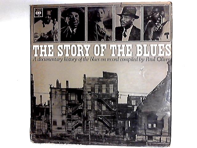 The Story Of The Blues 2 x LP Comp by Various