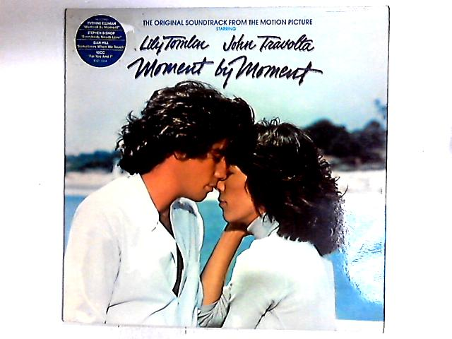 Moment By Moment Original Movie Soundtrack LP by Various