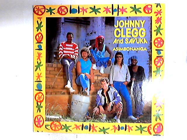 Asimbonanga 12in by Johnny Clegg & Savuka