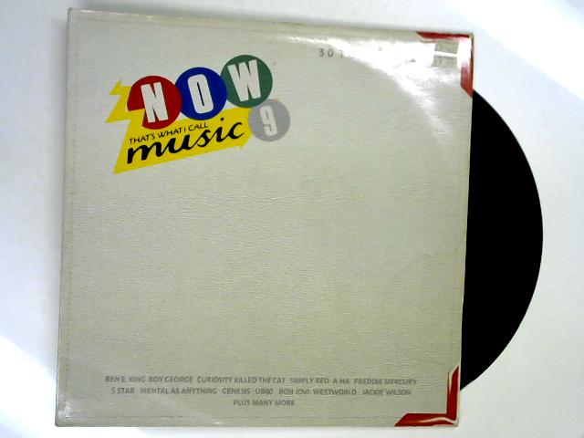 Now That's What I Call Music 9 2xLP by Various