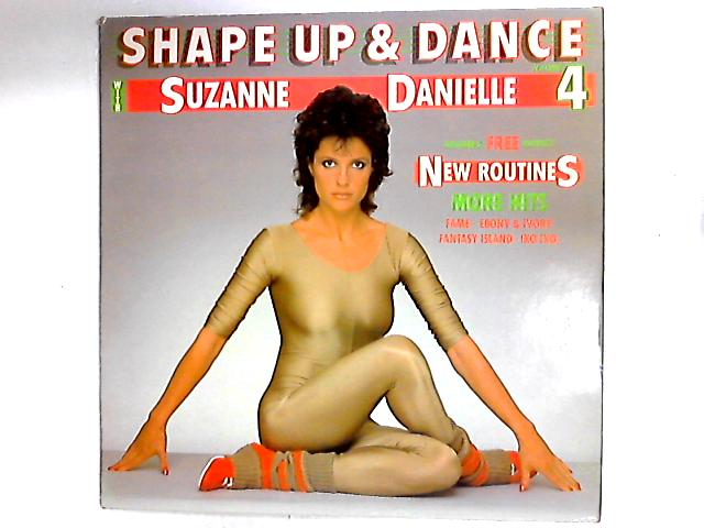 Shape Up And Dance With Suzanne Danielle LP + Poster by Suzanne Danielle