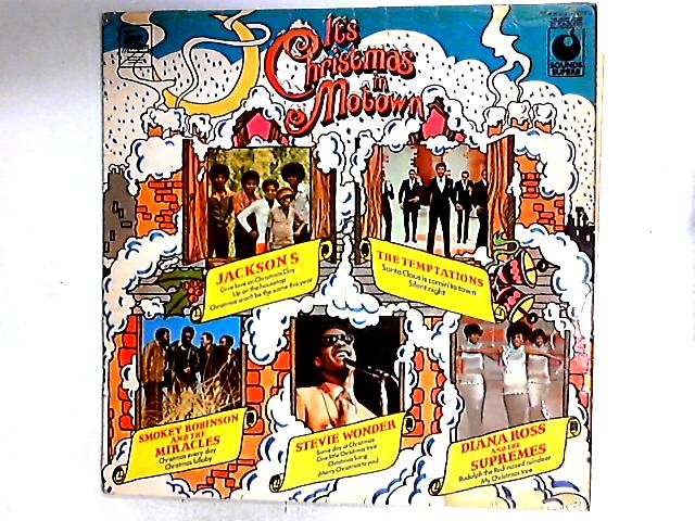 It's Christmas In Motown Comp by Various