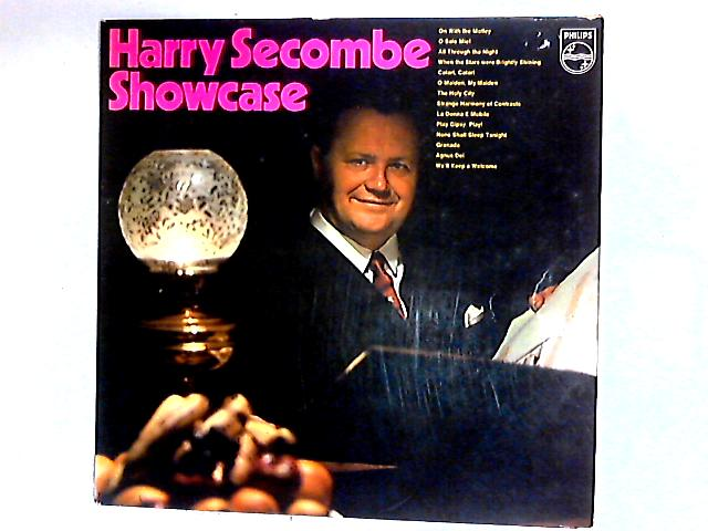 Showcase LP By Harry Secombe