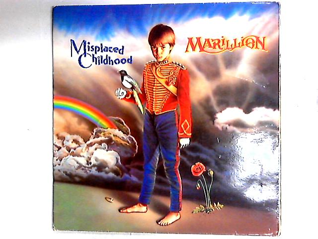 Misplaced Childhood LP Gat by Marillion
