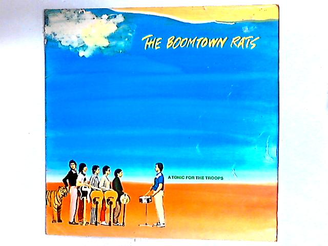 A Tonic For The Troops LP by The Boomtown Rats