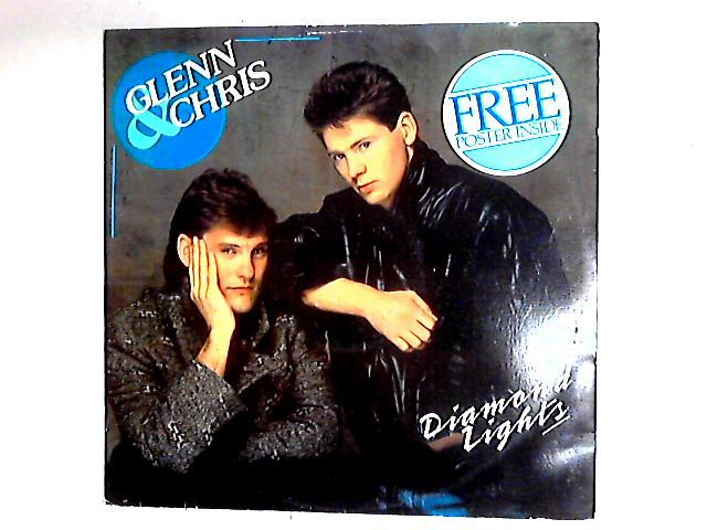 Diamond Lights 12in + Poster by Glenn & Chris