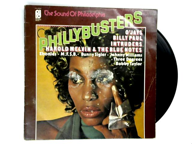 Phillybusters - The Sound Of Philadelphia LP 1st by Various