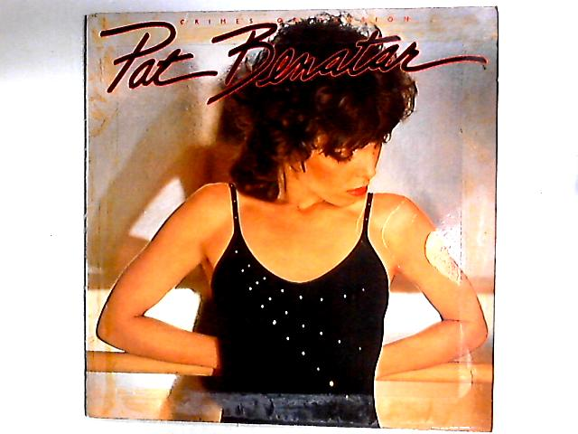 Crimes Of Passion LP by Pat Benatar