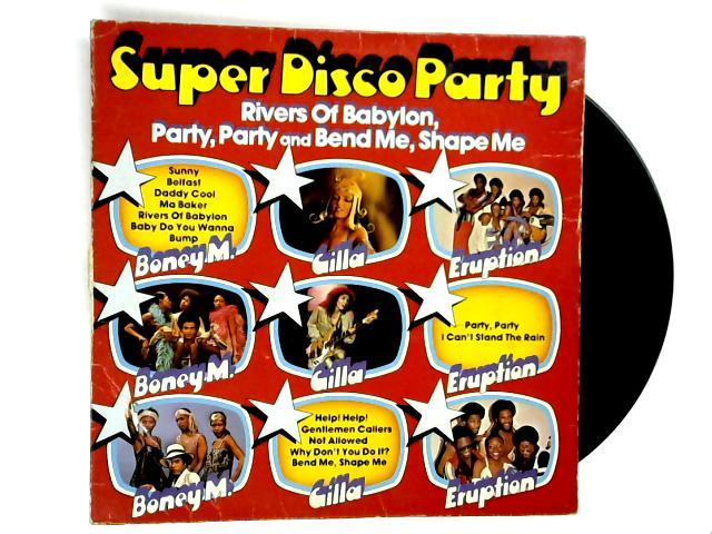 Super Disco Party LP by Various