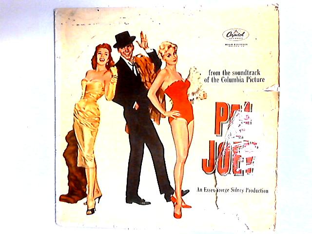 Pal Joey LP by Rodgers & Hart