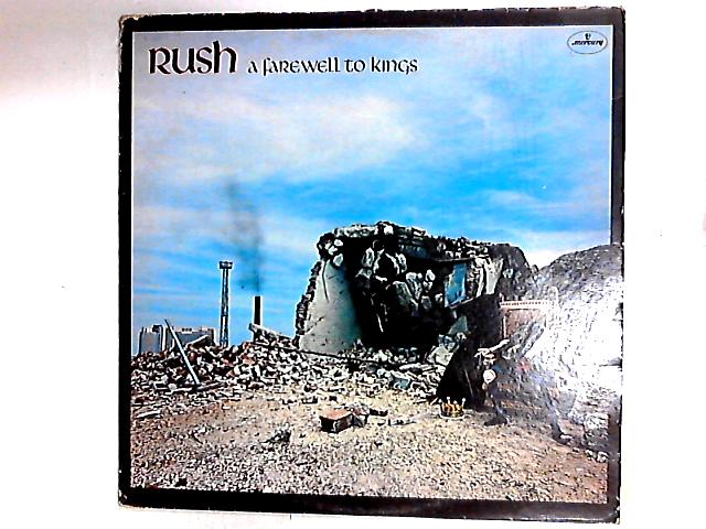 A Farewell To Kings LP by Rush