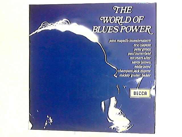 The World Of Blues Power Comp by Various