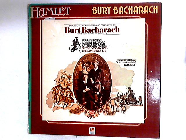 Music From Butch Cassidy & The Sundance Kid LP by Burt Bacharach