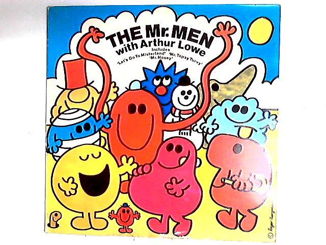 The Mr. Men With Arthur Lowe LP by Arthur Lowe