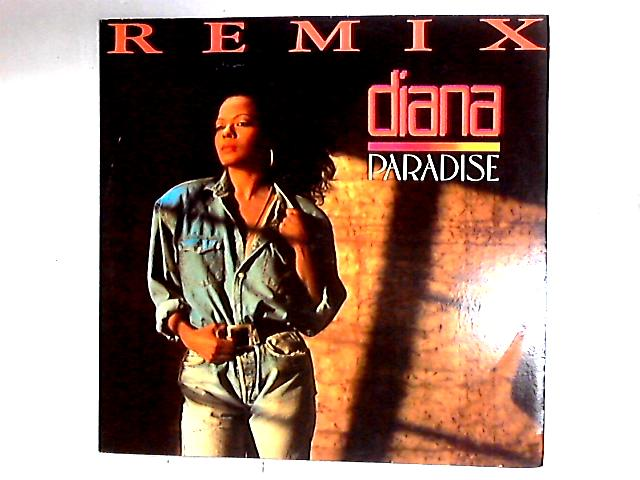 Paradise (Remix) 12in by Diana Ross