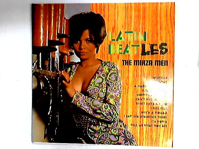 Latin Beatles LP by The Mirza Men