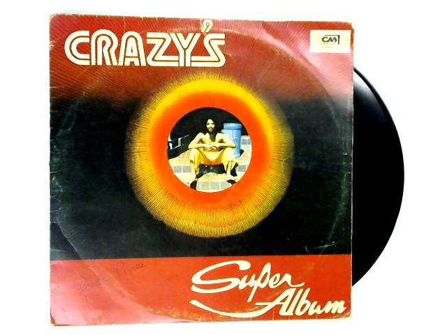 Crazy's Super Album LP By Crazy