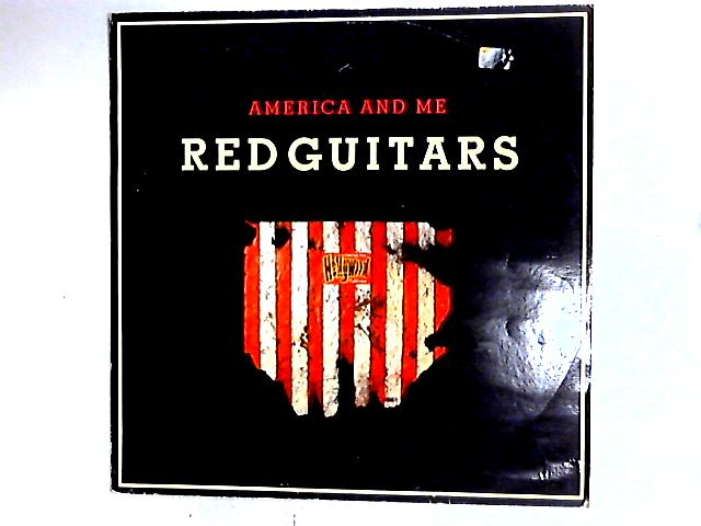 America And Me 12in By Red Guitars
