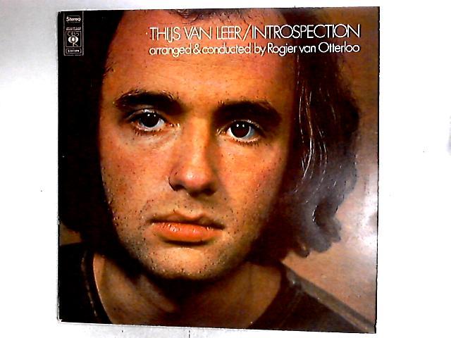 Introspection LP by Thijs Van Leer