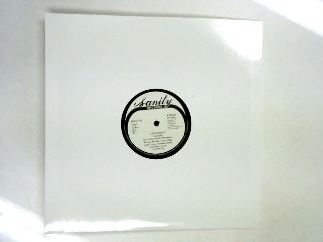Love Medley / Midnight Serenade 12in By Coroll Thompson* / Donna Rhoden / Erica Gale / Lorna Pierre / Patricia Smith / Leonard Chin