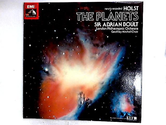 The Planets LP Gat by Gustav Holst