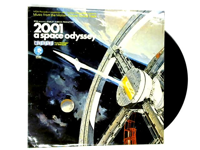 2001 - A Space Odyssey LP 1st by Various