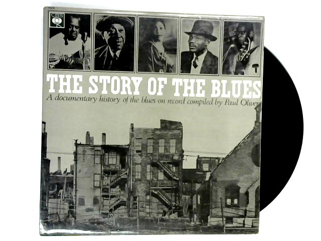 The Story Of The Blues 2xLP 1st by Various / Paul Oliver