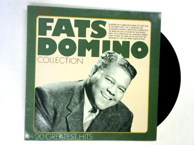 The Fats Domino Collection - 20 Greatest Hits LP by Fats Domino