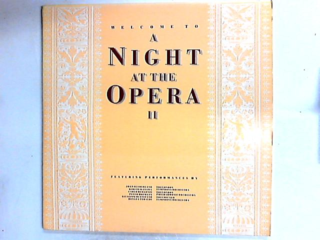 Welcome To A Night At The Opera II 2 x LP Comp by Various