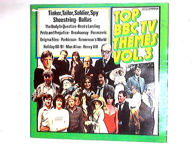 Top BBC TV Themes Vol. 3 Comp by Various