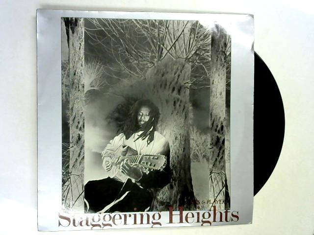 Staggering Heights LP 2nd by Singers & Players
