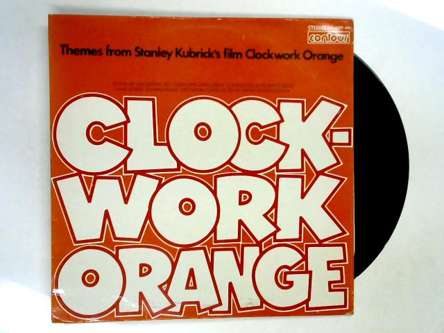 Themes From Stanley Kubrick's Clockwork Orange LP 1st by Various