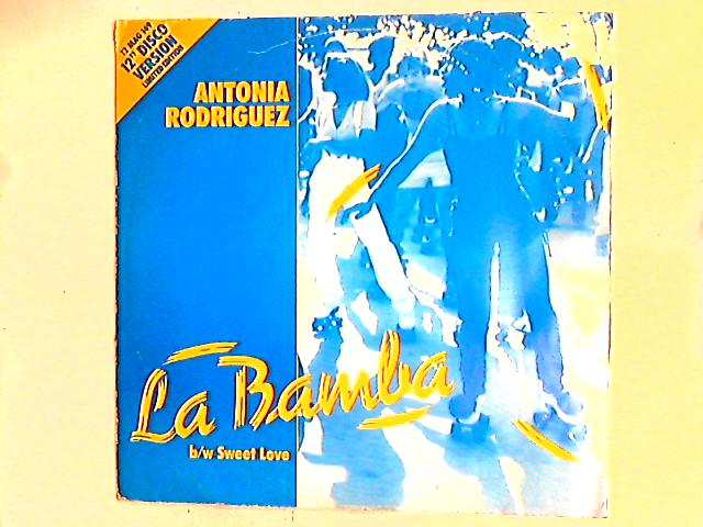 La Bamba 12in By Antonia Rodriguez