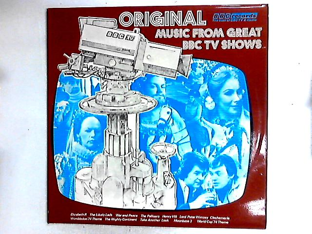 Original Music From Great BBC TV Shows Comp by Various