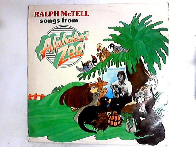 Songs From Alphabet Zoo LP by Ralph McTell